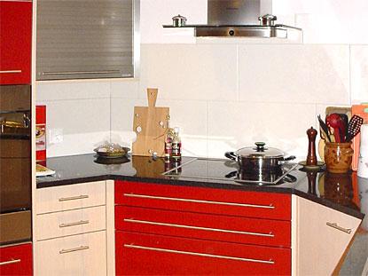 Schreinerei Kramer Referenzen Küchen
